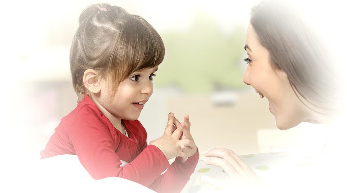 Estimula el lenguaje de tu bebé