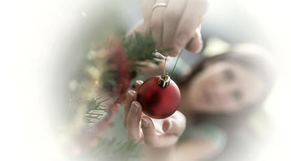 Arbolito de Navidad amigable para tu bebé