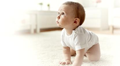 5 Datos sobre el gateo de los bebés
