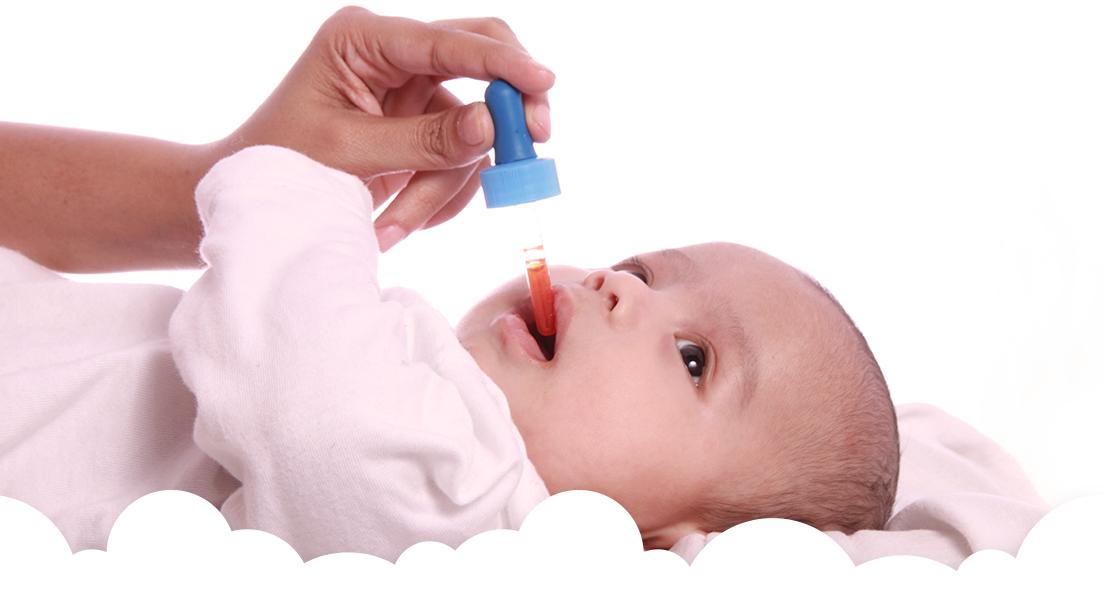 La importancia de las vitaminas y vacunas en los bebés