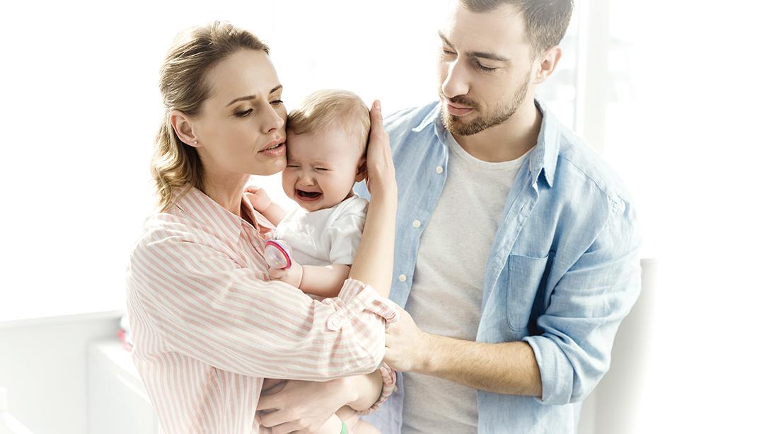 Cómo superar el desapego y angustia en los bebés