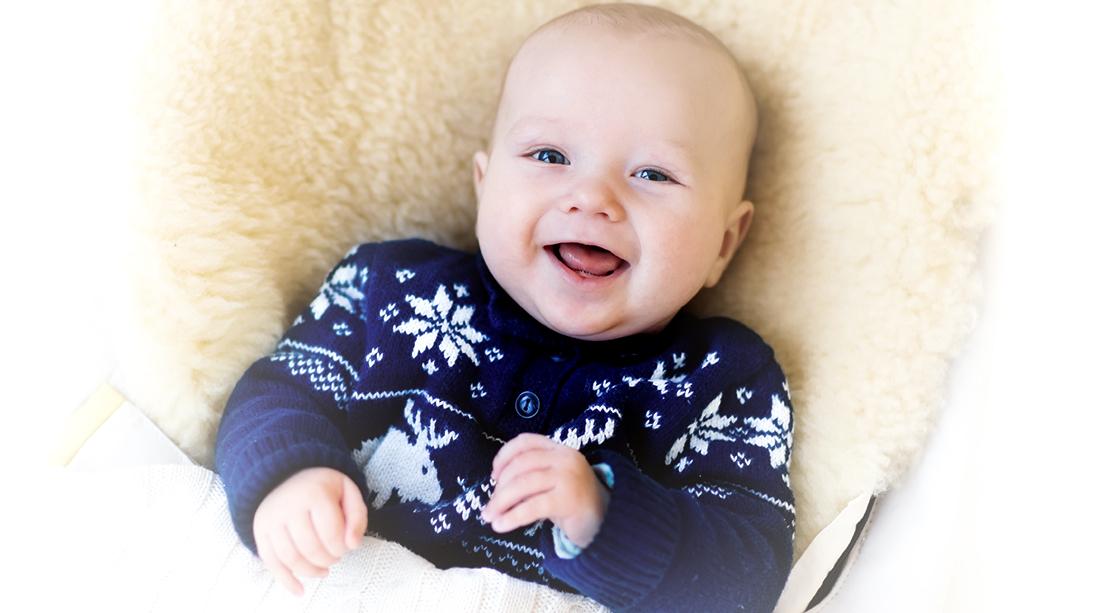 Cuidados de los bebés durante el invierno