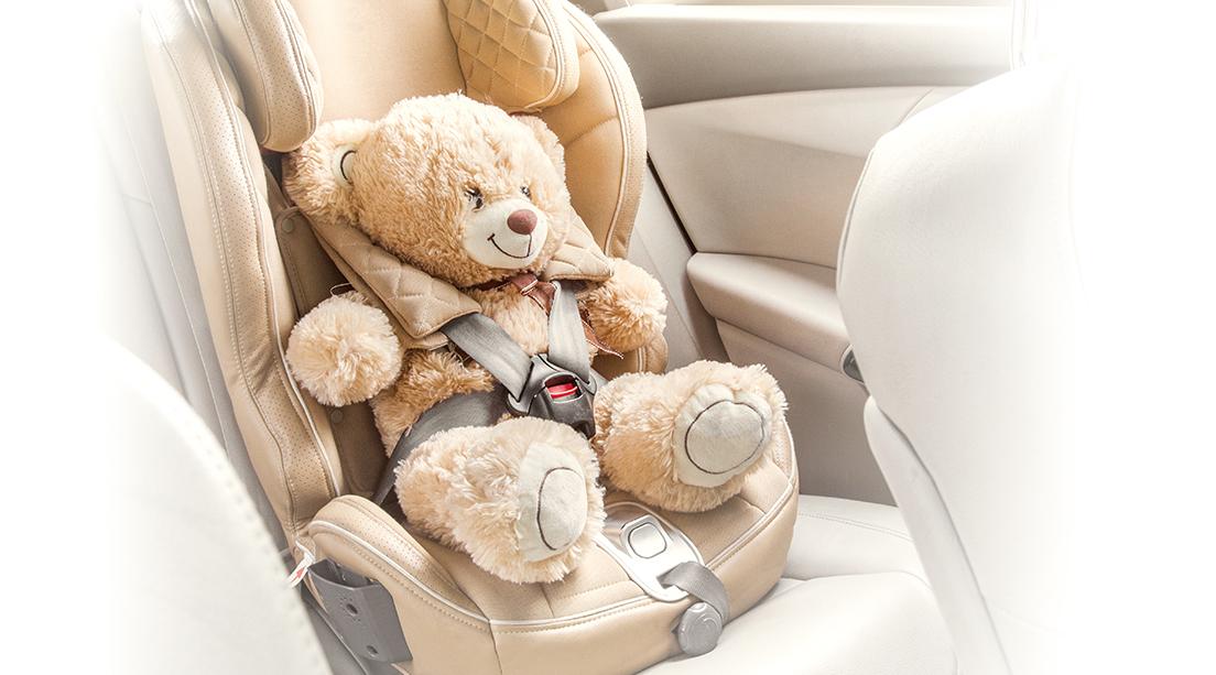 Cómo elegir el mejor asiento de auto para bebé