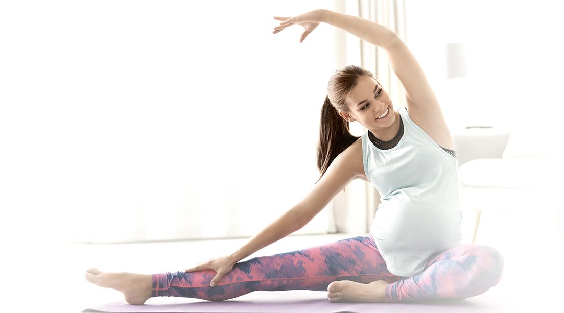 Importancia del ejercicio durante el embarazo