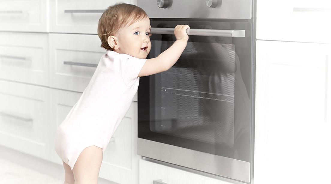 Medidas de seguridad en casa para los pequeños