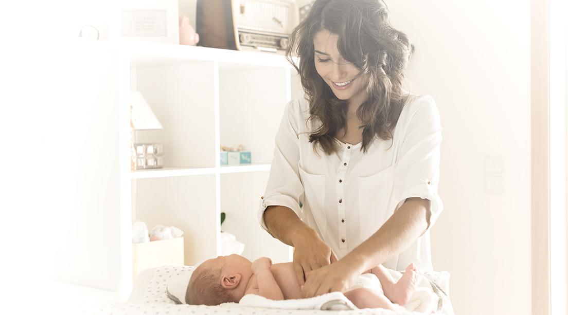 Deposiciones del bebé en el periodo de lactancia